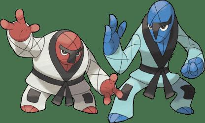 Potenzielle regionale Pokémon der 5. Generation! 1