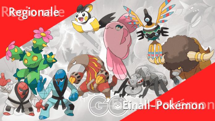 Potenzielle regionale Pokémon der 5. Generation! 22