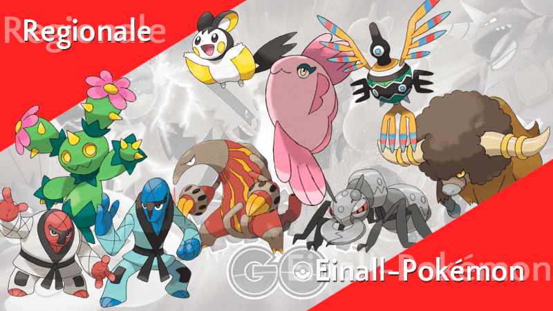 Potenzielle regionale Pokémon der 5. Generation! 14