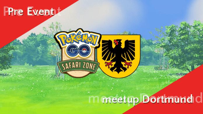 Pre Safari Zone Meetup on Friday 29th of June 1