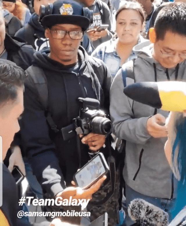 Rabigator Leak durch Samsung #TeamGalaxy 15