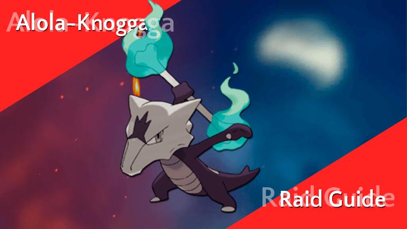 Raid Guide - Alola-Knogga 7