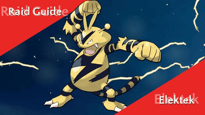 Raid Guide - Elektek 12