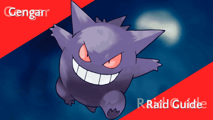 Raid Guide - Gengar (Event) 11