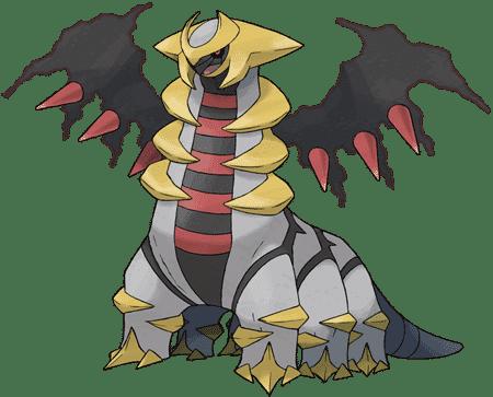 Raid Guide - Giratina 1