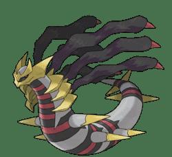 Raid Guide - Giratina 15