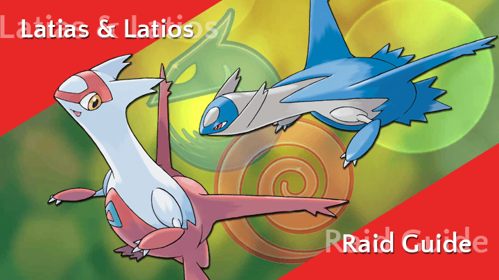 Latias und Latios Raid-Wochenende 4