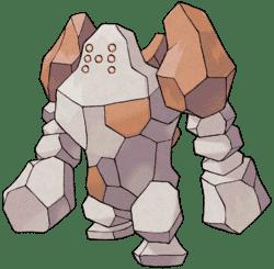 Regirock - Raid Guide 1