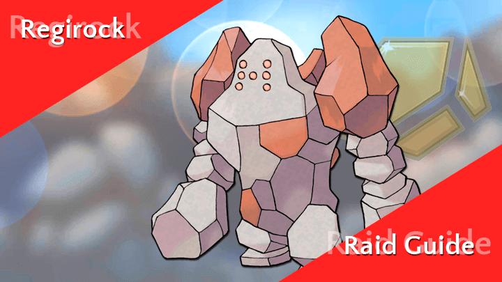 Regirock - Raid Guide 9