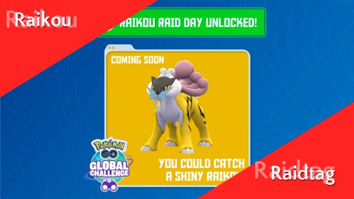 Raikou-Raidtag angekündigt! 7