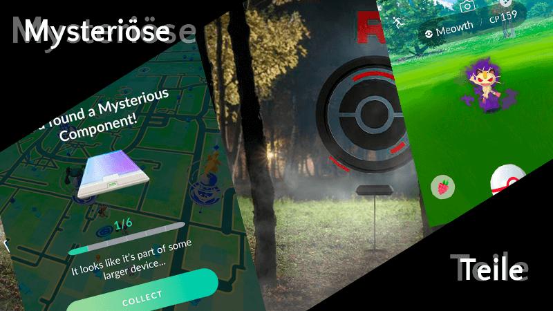 Rocket Boss Kämpfe und Shiny Crypto-Pokémon 11