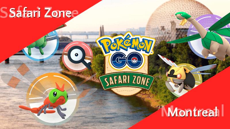 Safari Zone in Montreal 7