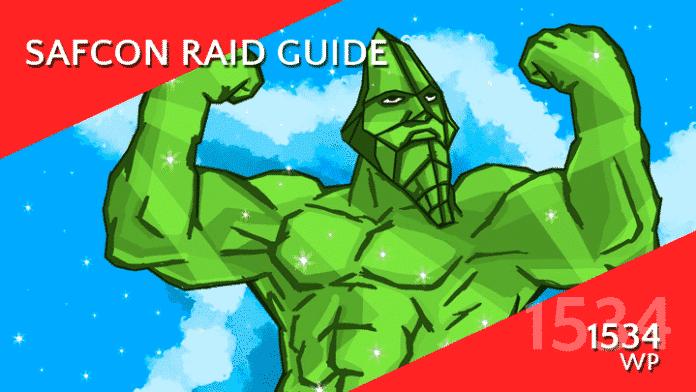 Safcon Raid Guide - Wie besiegt man das härteste Pokémon im Spiel? 44