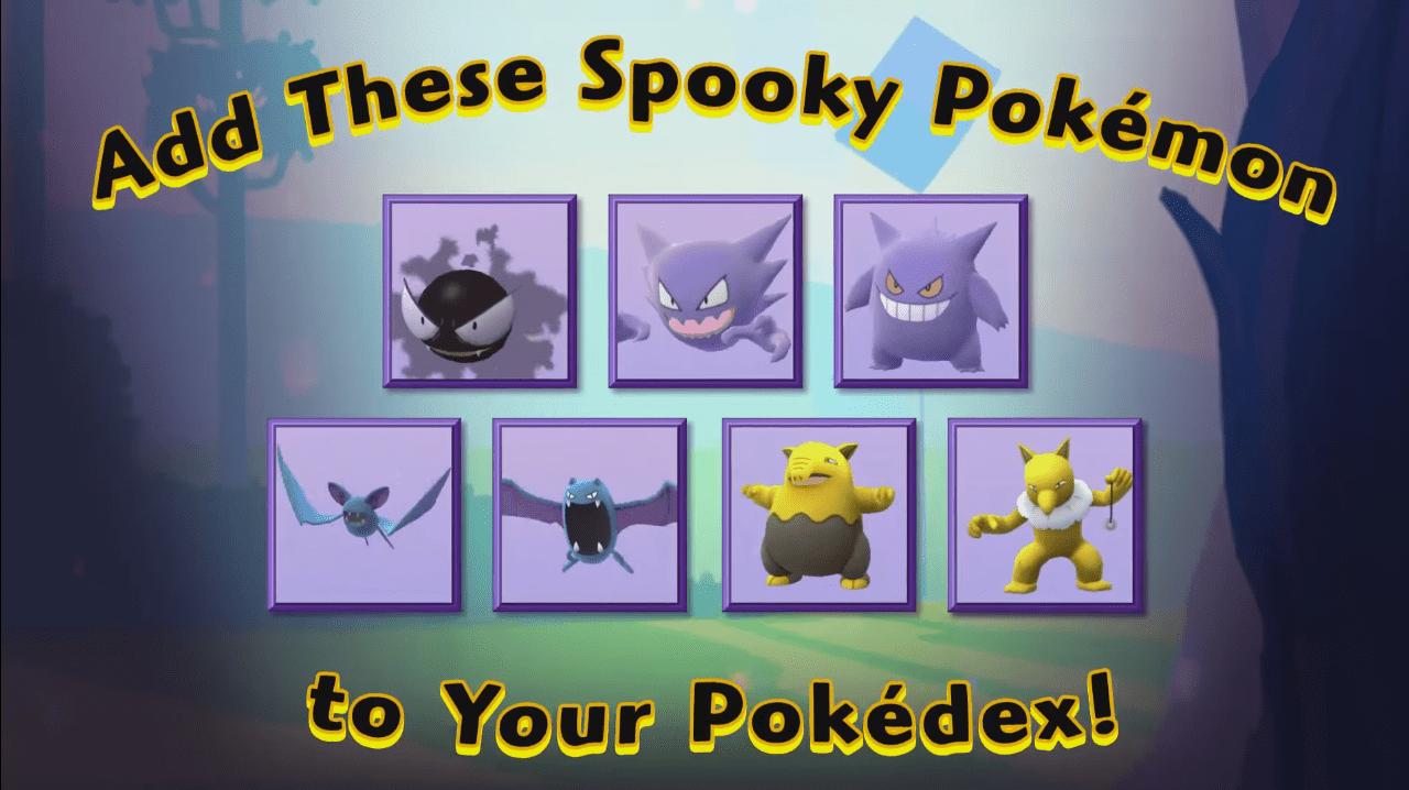 Schon was zu Halloween vor? Doppelte Boni und tägliche Quests für Pokemon Go kommen !! 2