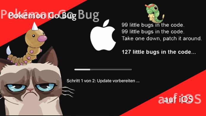 Schwere Probleme auf Apples iOS nach Update 3