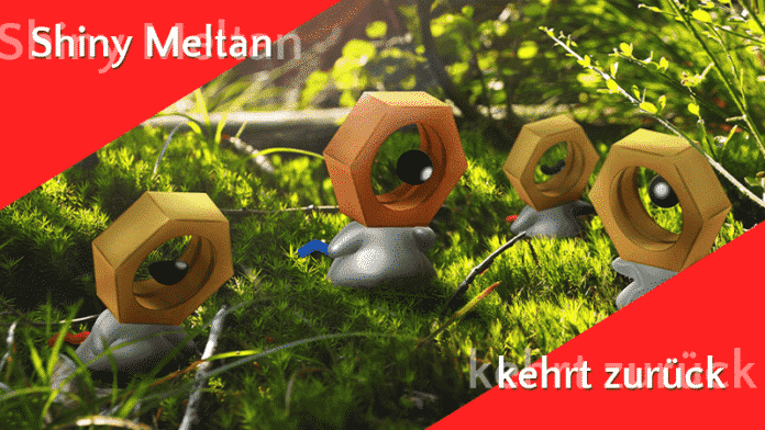 Shiny Meltan kehrt zurück! 2