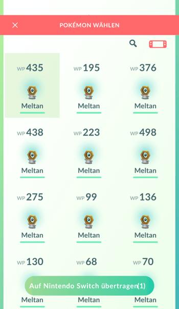 Shiny Meltan live! 16