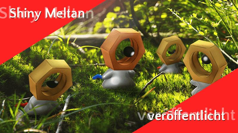 Shiny Meltan live! 10
