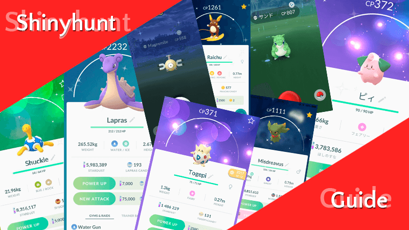 Shinyhunt Guide für Pokémon GO 9
