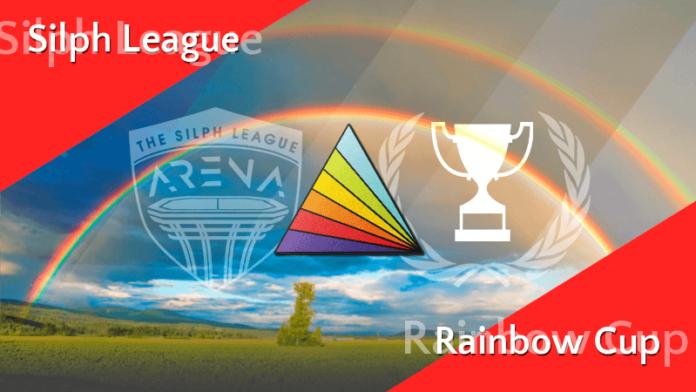 Silph League Rainbow Cup im Juni 6