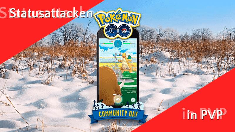 Statusverändernde Attacken in Pokémon GO! 11