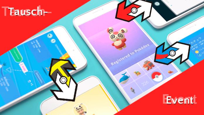 Tausch-Event in Pokémon GO 1