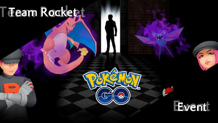 Team GO Rocket Event mit 4 neuen Shinys! 19