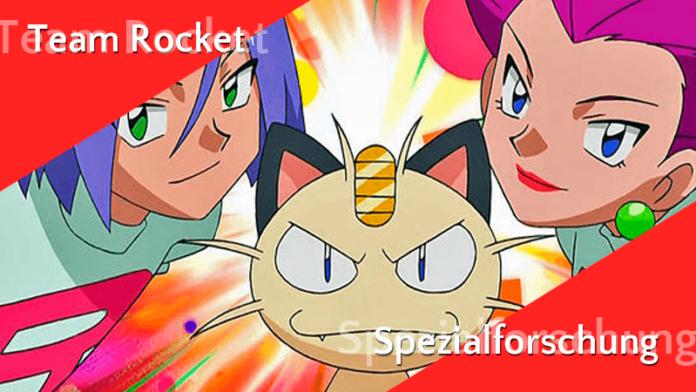 Team GO Rocket Spezialforschung + neue Medaillen 4
