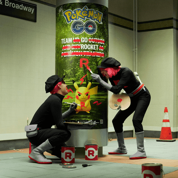 Team Rocket Event in New York 15