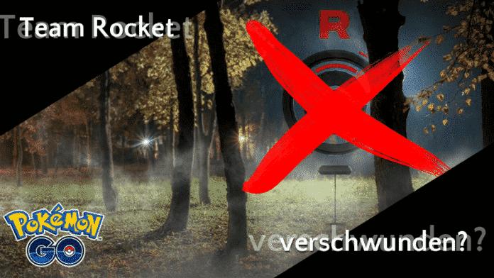 Team Rocket Pokéstops deaktiviert 1