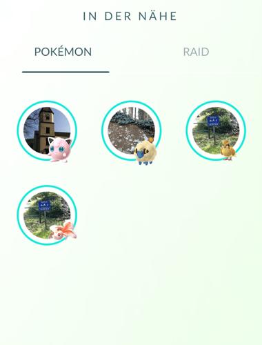 Theorie - Haben manche Spawnpunkte eine höhere Chance auf seltene Pokémon? 4