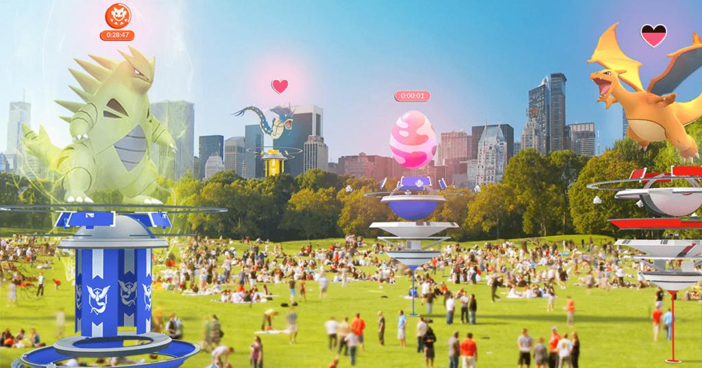 Raids und Pokémon GO Fest von zuhause! Bald legales Spoofen? 1