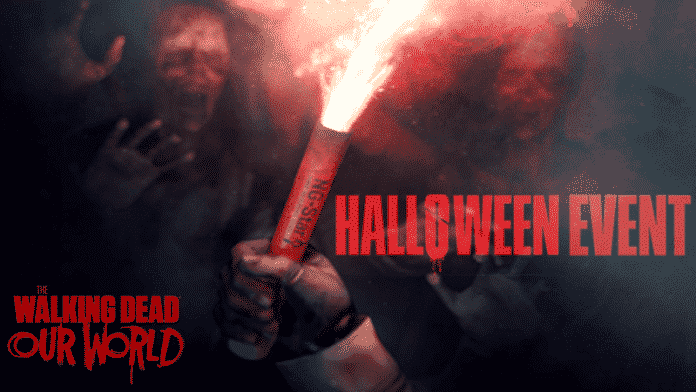 TWD: Our World - Halloween Event 2