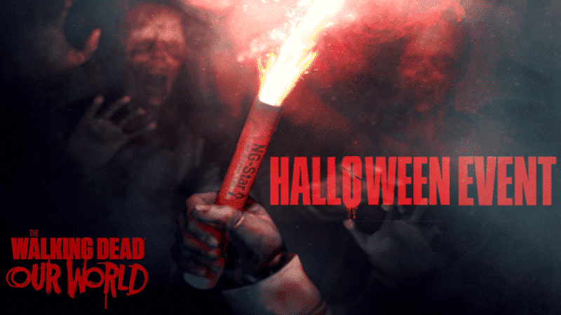 TWD: Our World - Halloween Event 10