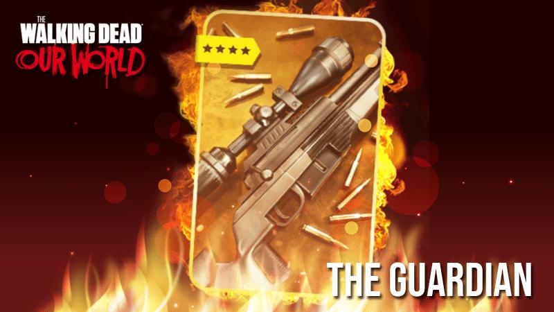 TWD: Our World - Neues legendäres Scharfschützengewehr 10