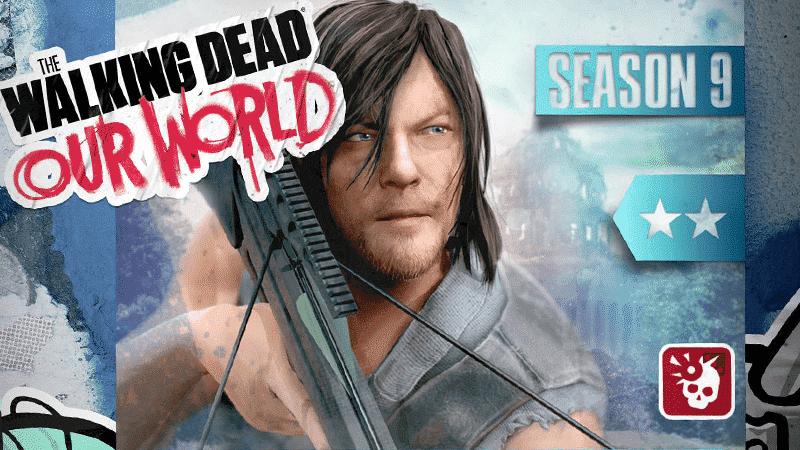 TWD: Our World - Staffel 9: Daryl Dixon Woche 10