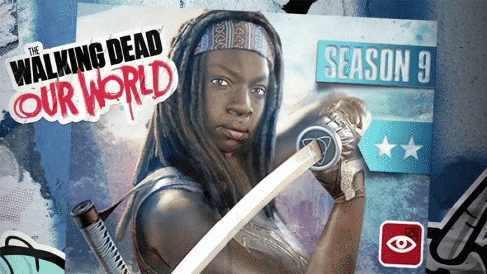 TWD: Our World - Staffel 9: Michonne Woche 1