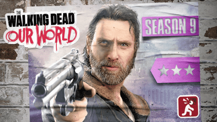 TWD: Our World - Staffel 9: Rick Grimes Woche 1