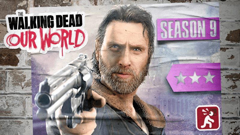 TWD: Our World - Staffel 9: Rick Grimes Woche 8