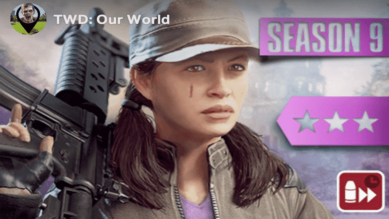 TWD: Our World - Staffel 9: Rosita Espinosa Woche 10