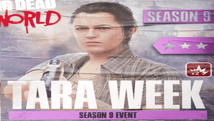TWD: Our World - Staffel 9: Tara Chambler Woche 1