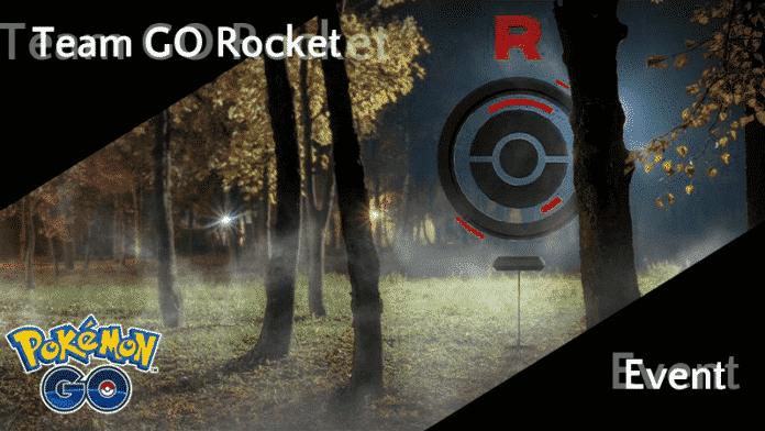 Überfälle durch Team GO Rocket am Sonntag 1