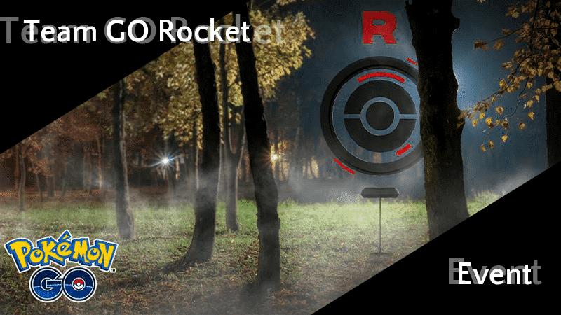 Überfälle durch Team GO Rocket am Sonntag 7
