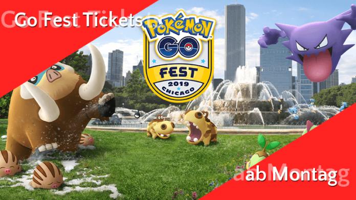 Verlosung für GO Fest Chicago beginnt am Montag! 1