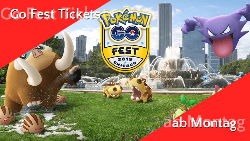Verlosung für GO Fest Chicago beginnt am Montag! 11