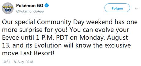 Vorbereitungen für das Community Wochenende! 11