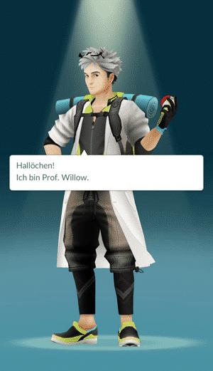 Warnung vor dem Professor Willow Bug! 1