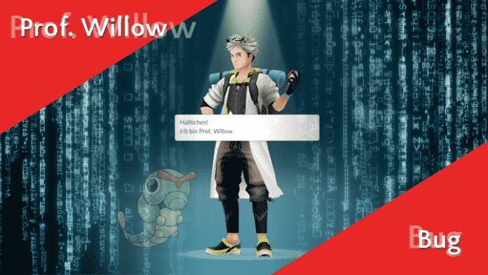 Warnung vor dem Professor Willow Bug! 3