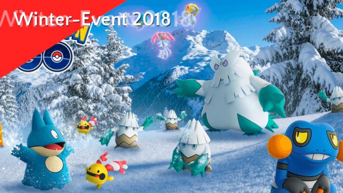 Weihnachtsevent mit neuen Pokémon und vielen Boni! 6