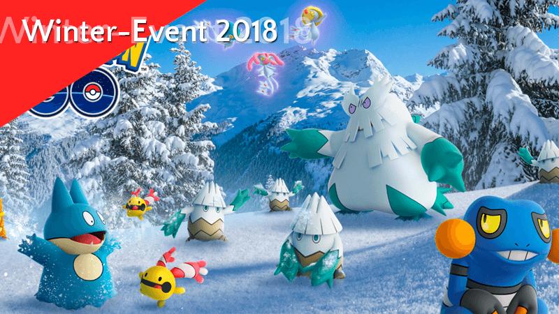 Weihnachtsevent mit neuen Pokémon und vielen Boni! 8